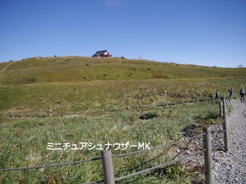 駒ヶ岳山頂